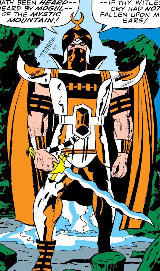 Mogul of the Mystic Mountain (Earth-616)
