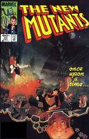 New Mutants Vol 1 22