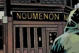 Noumenon Nook/Gallery