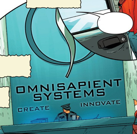 Omnisapient Systems (Earth-616)/Gallery