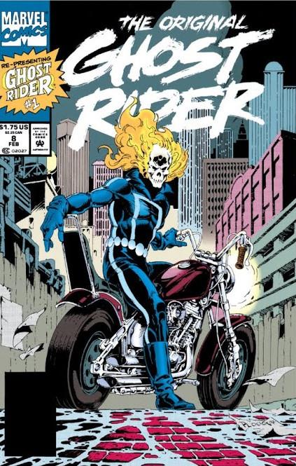 Original Ghost Rider Vol 1 8
