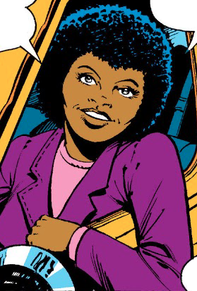 Pam Sayer (Earth-616)