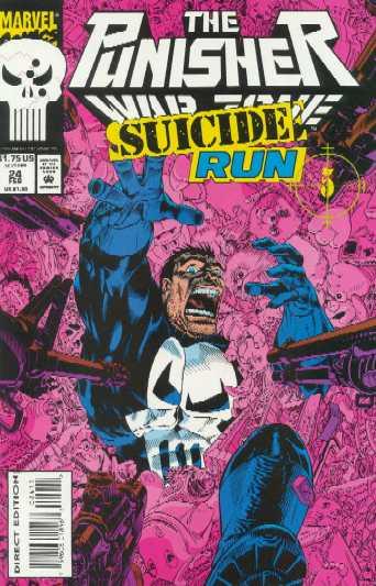 Punisher: War Zone Vol 1 24