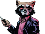Rocket Raccoon (Earth-616)