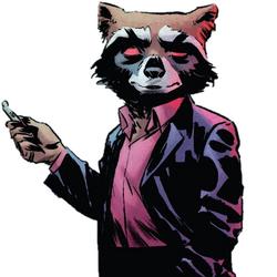 Rocket Raccoon (Earth-616)