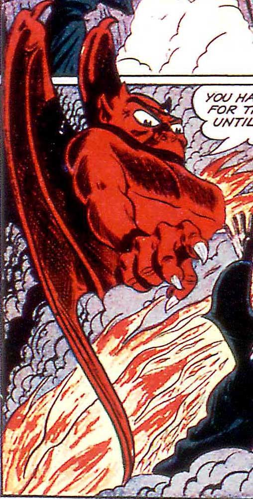 Satan (Balthar's Master) (Earth-616)