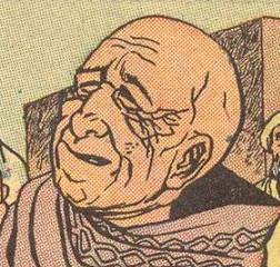 Simon the Leper (Earth-616)