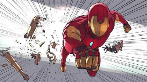 Marvel Video Comics Season 1 3