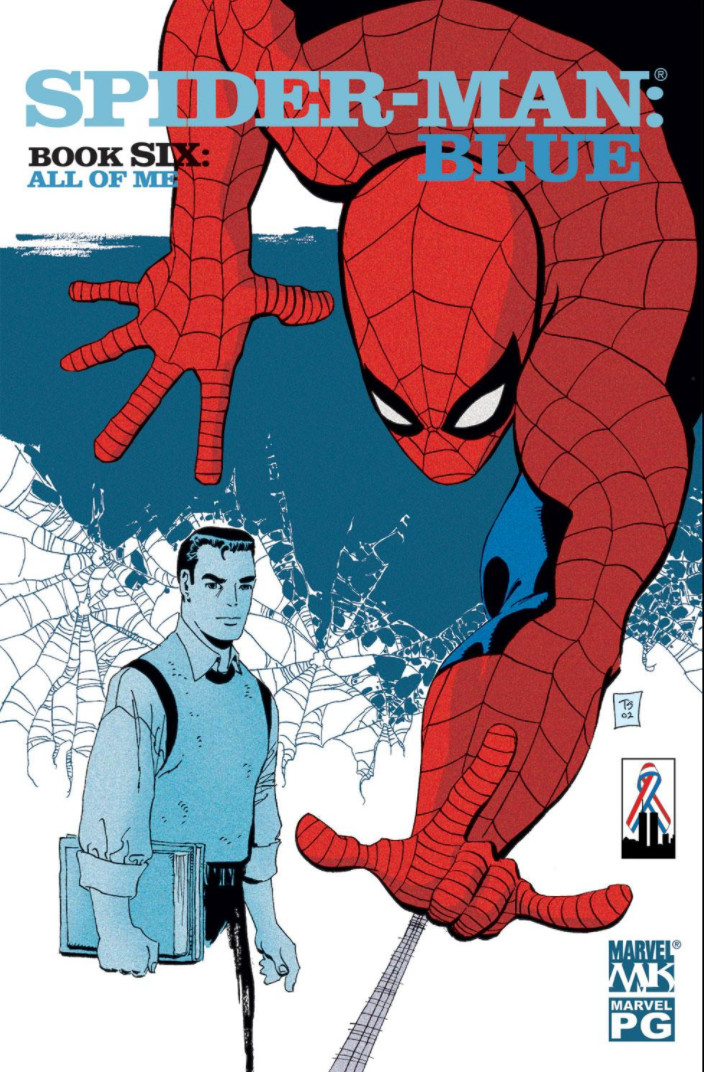 Spider-Man: Blue Vol 1 6