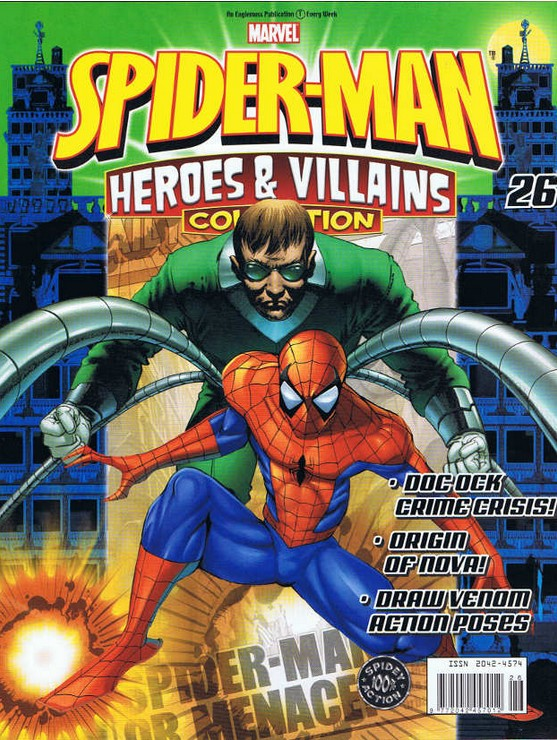 Spider-Man: Heroes & Villains Collection Vol 1 26