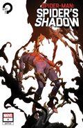 Spider-Man Spider's Shadow Vol 1 1 Black Cape Comics Exclusive Variant