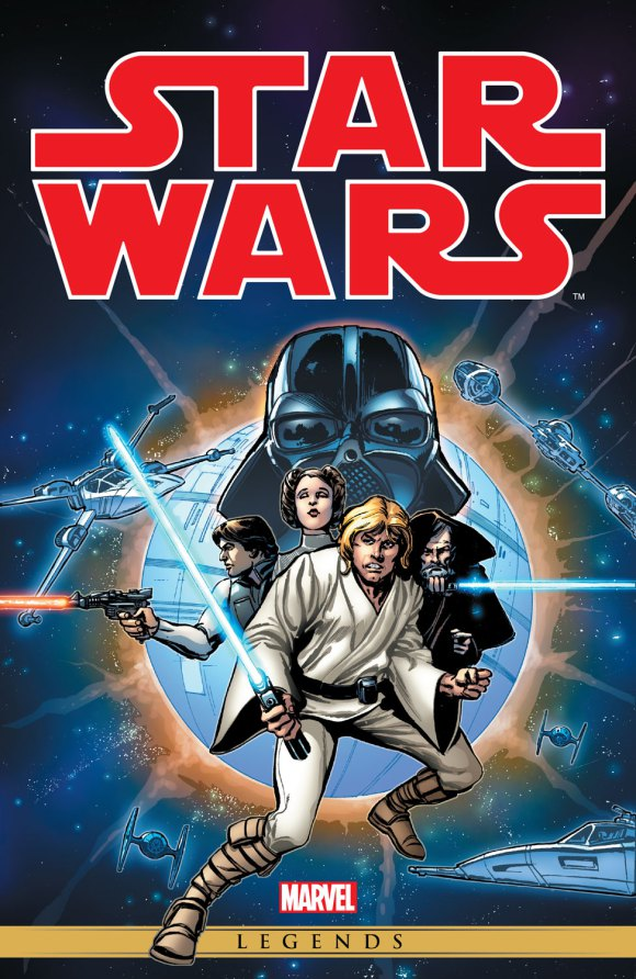 Star Wars: The Original Marvel Years Vol 1 1