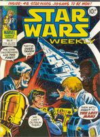Star Wars Weekly (UK) Vol 1 4
