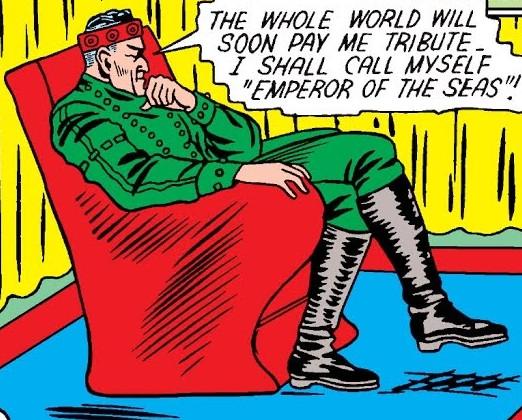 Stephen Morgan (Earth-616)