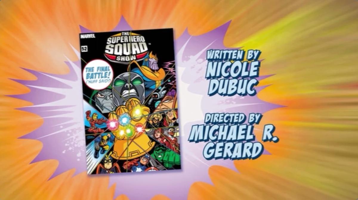 Super Hero Squad Show Season 2 26