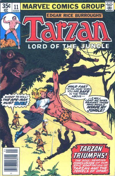 Tarzan Vol 1 11