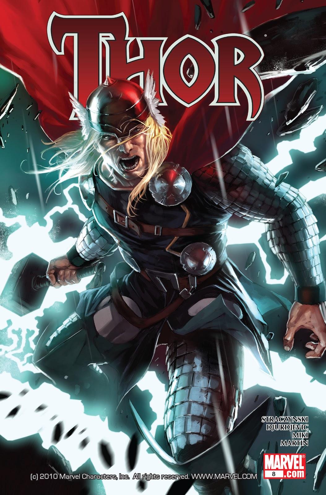 Thor Vol 3 8