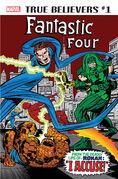 True Believers Fantastic Four - Ronan & the Kree Vol 1 1