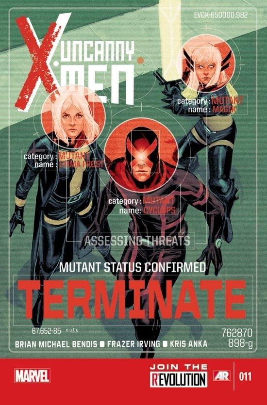 Uncanny X-Men Vol 3 11