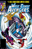 West Coast Avengers Vol 1 3