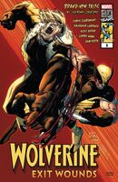 Wolverine Exit Wounds Vol 1 1