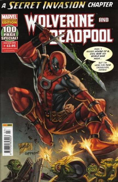 Wolverine and Deadpool Vol 2 7
