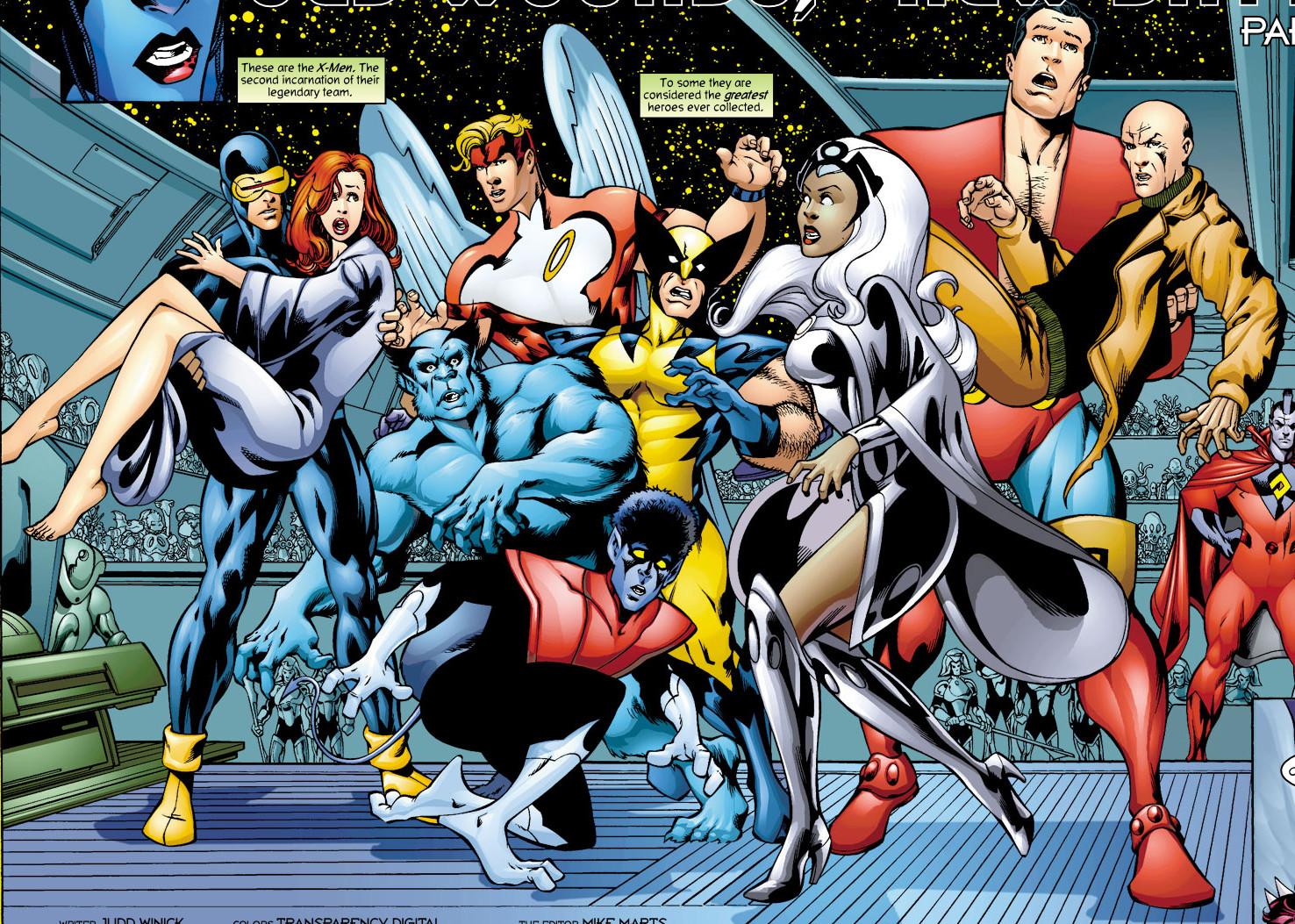 X-Men (Earth-8649)