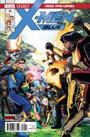 X-Men Blue Vol 1 18