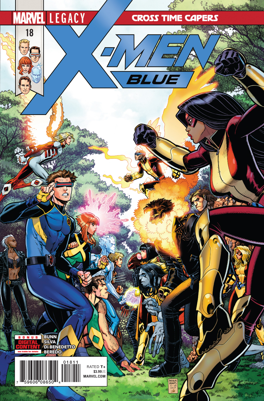 X-Men: Blue Vol 1 18