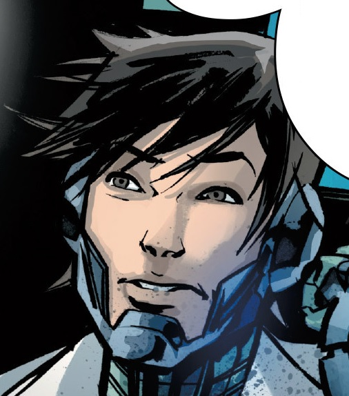 Amadeus Cho (Earth-12311)