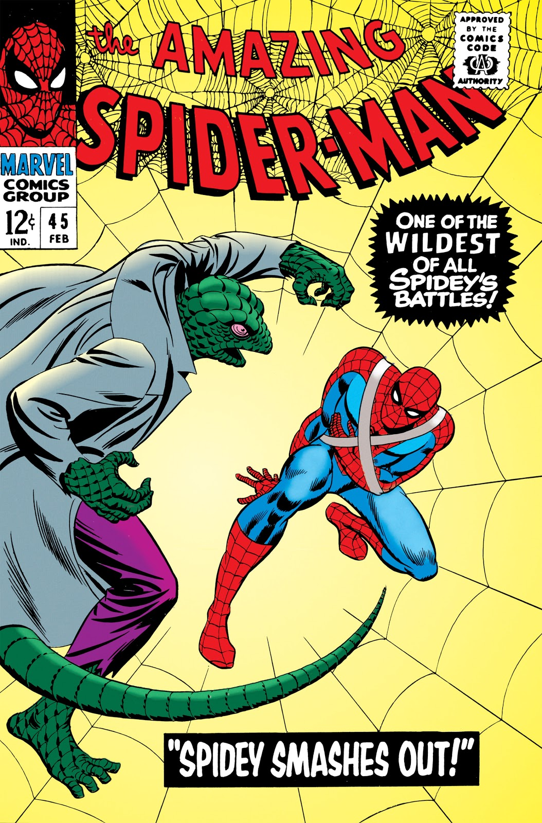 Amazing Spider-Man Vol 1 45