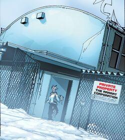 Ararat Corporation (Earth-616) from Venom Vol 1 1 0001.jpg