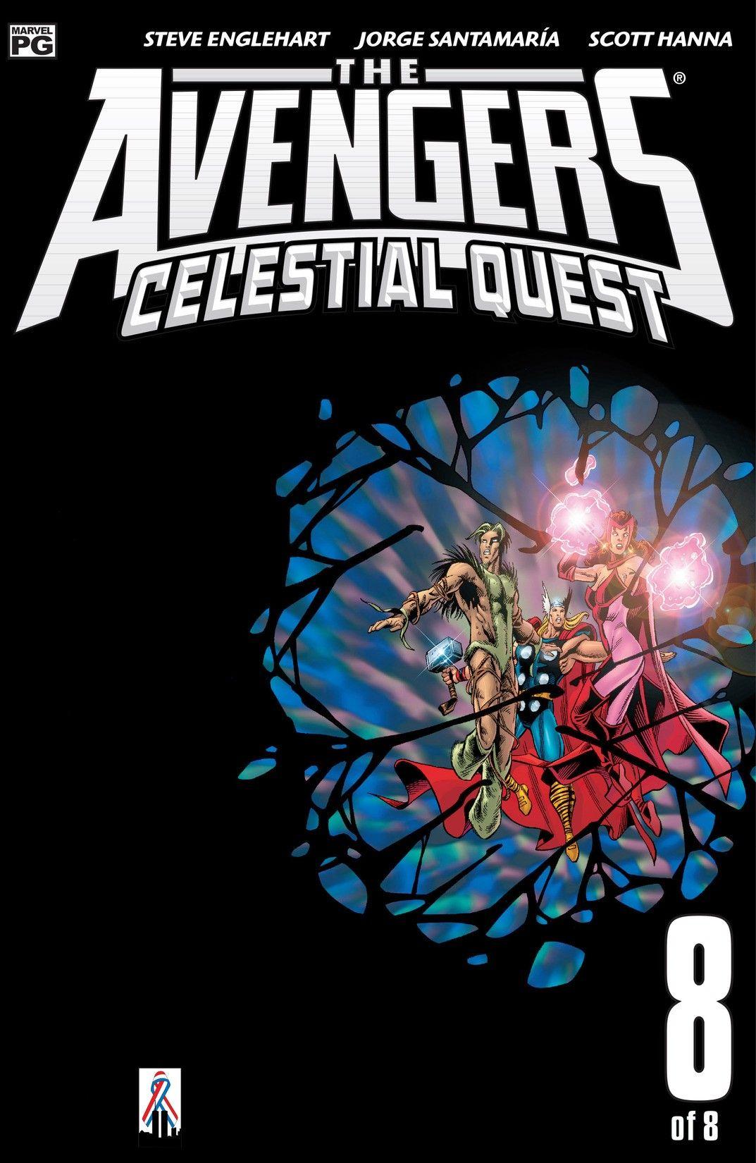 Avengers: Celestial Quest Vol 1 8