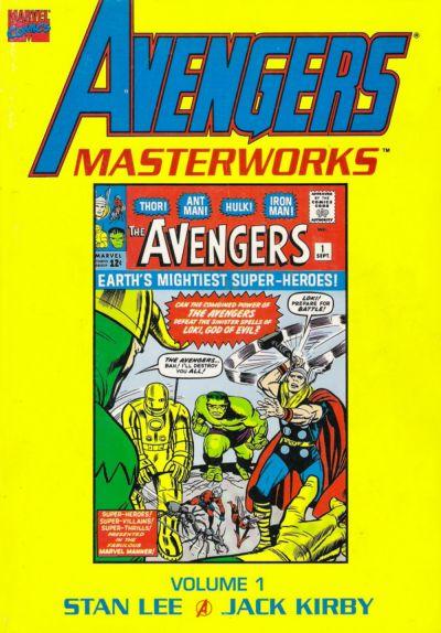 Avengers Masterworks Vol 1