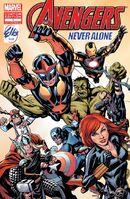 Avengers Never Alone Vol 1 1