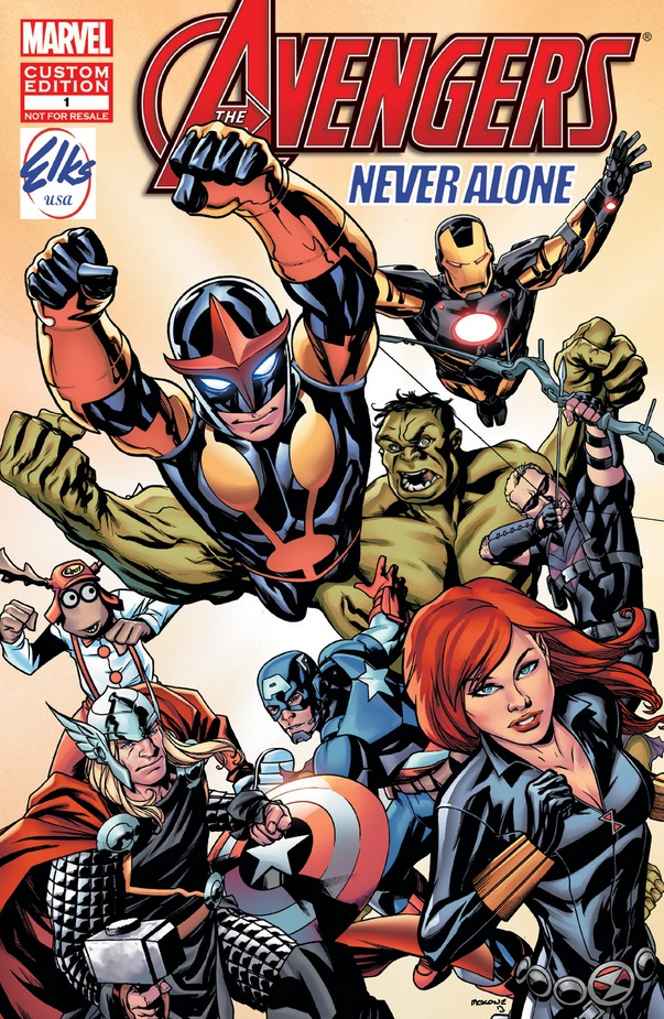 Avengers: Never Alone Vol 1