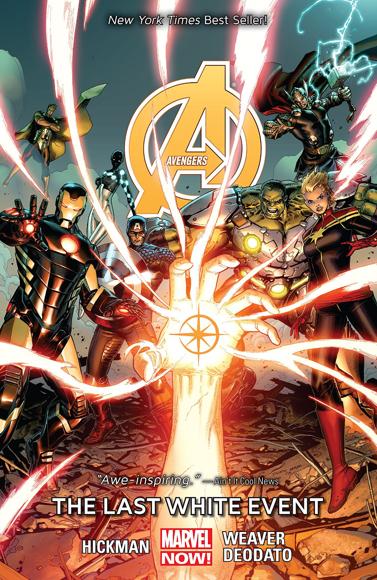 Avengers TPB Vol 5 2: The Last White Event