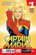 Captain Marvel Vol 8 1