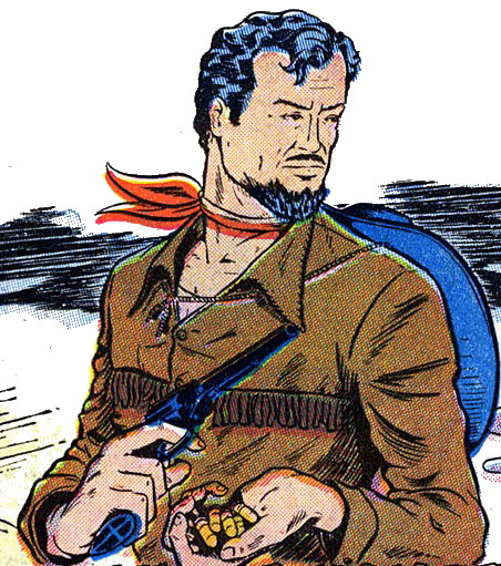 David Crockett (Earth-616)