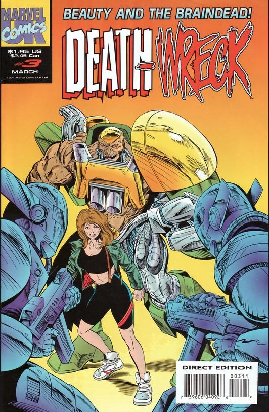 Death Wreck Vol 1 3