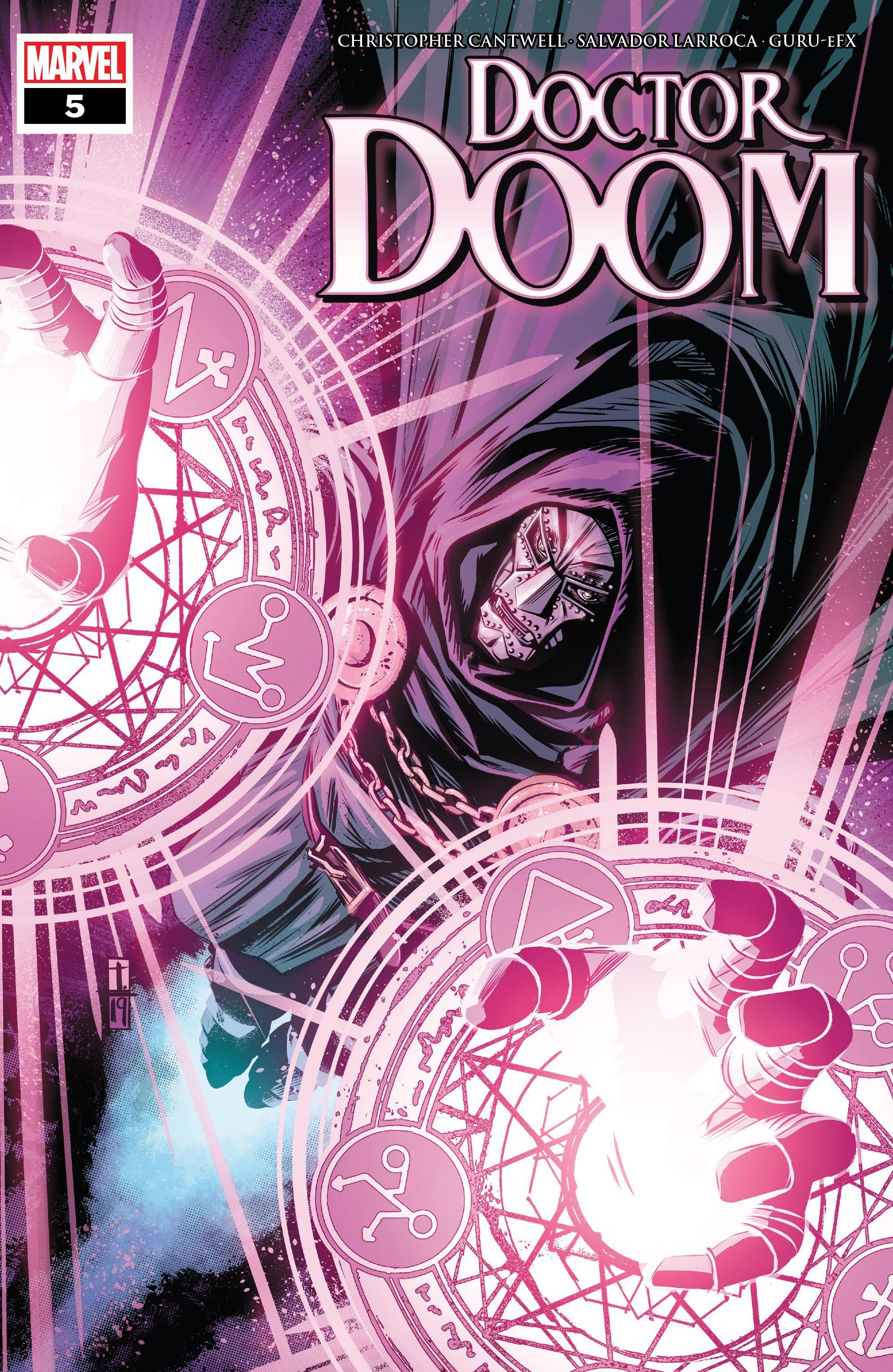 Doctor Doom Vol 1 5