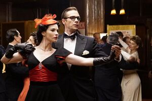 Edwin Jarvis (Earth-199999) and Dorothy Underwood (Earth-199999) from Marvel's Agent Carter Season 2 6 001.jpg