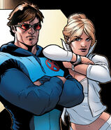 Emma Frost (Earth-616) and Scott Summers (Earth-616) from Uncanny X-Men Vol 1 504 001