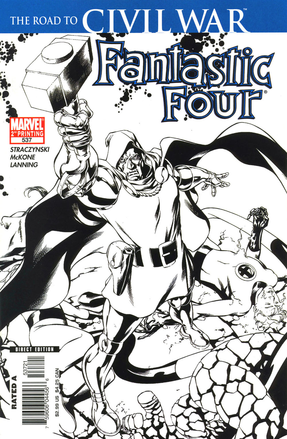 Fantastic Four Vol 1 537 Second Printing.jpg