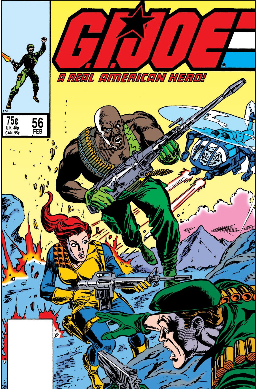 G.I. Joe: A Real American Hero Vol 1 56