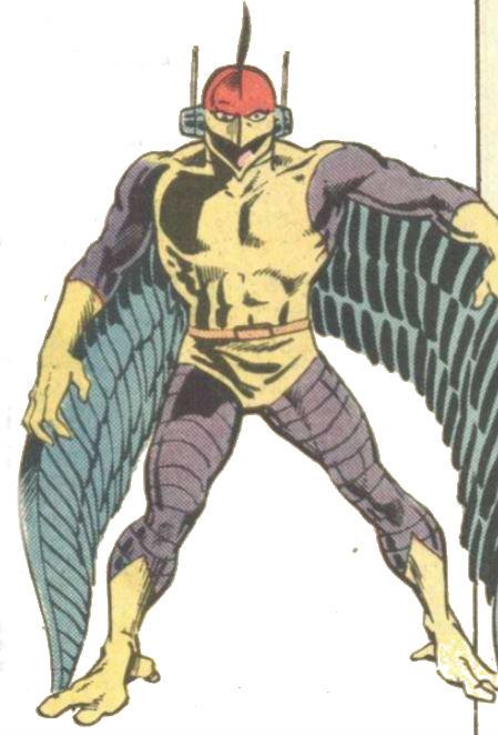 Henry Hawk (Earth-616)