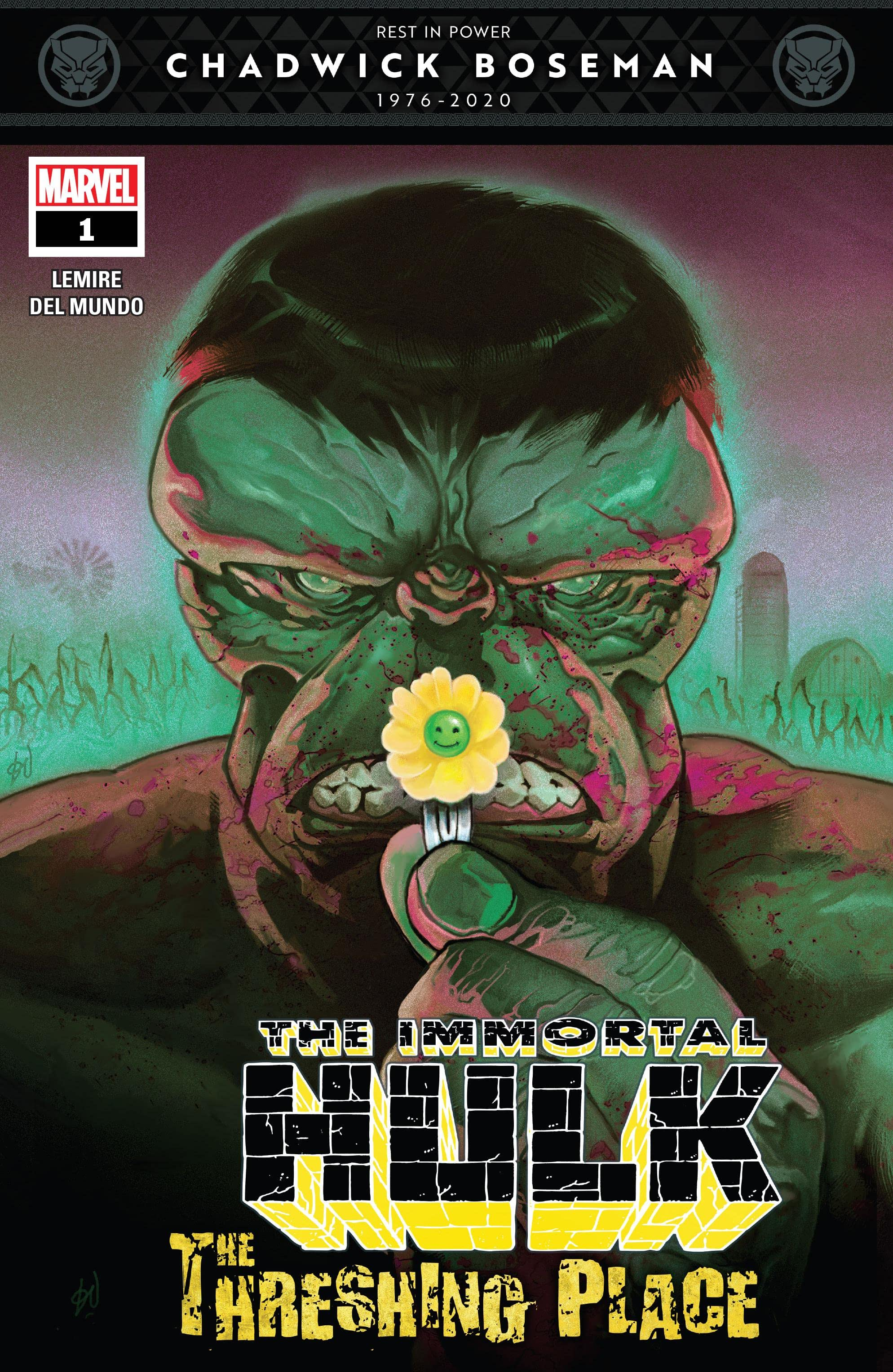 Immortal Hulk: The Threshing Place Vol 1 1
