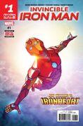 Invincible Iron Man Vol 4 1