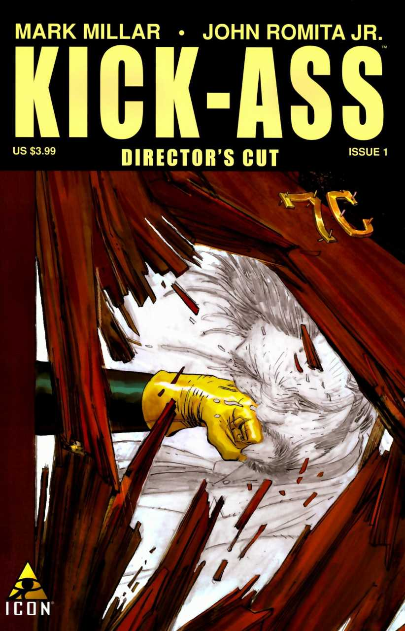Kick-Ass Director's Cut Vol 1 1