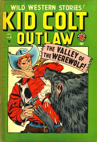 Kid Colt Vol 1 6